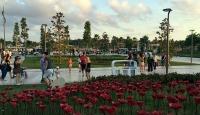 Bayram tatilinde EXPO 2016ya ziyaretçi akını