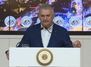 Başbakan Yıldırım: Kimse 15 Temmuzu unutturmaya çalışmasın