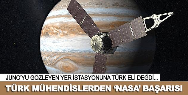 Türk mühendislerden NASA başarısı