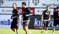 Beşiktaşta Dinamo Kiev hazırlıkları