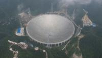 Dünyanın en büyük radyo teleskobunu faaliyete geçirildi