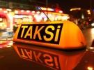 Antalya'da taksicilerden kontak kapatma eylemi