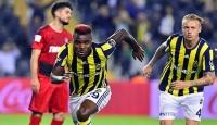 Fenerbahçe sahasında ilk kez galip