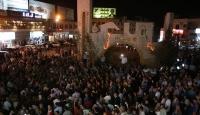 Ürdünde gazeteci-yazar Hattarın öldürülmesi protesto edildi