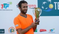 Marsel İlhan 4. kez final oynadığı turnuvada şampiyon