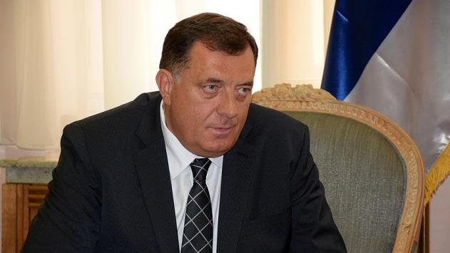 Dodikten Sırp Cumhuriyeti için devlet ifadesi