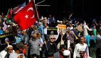 New Yorkta Müslüman Günü Yürüyüşü düzenlendi