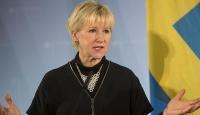 İsveçten Halepte saldırıları durdurma çağrısı