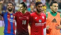 Türk futbolcular Avrupada parladı