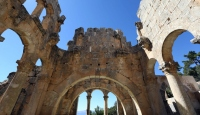 Tarihin binlerce yıllık tanığı: Alahan Manastırı