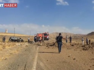 Mardinde terör saldırısı