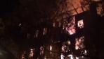 Safranboluda tarihi konak yandı