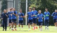Fenerbahçede Feyenoord hazırlıkları başladı