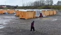 Fransa göçmen kamplarını dağıtıyor