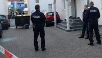 Almanyada camiye molotofkokteylli saldırı