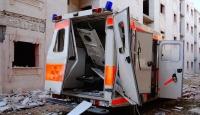 Suriyede 269 hastane bombaların hedefi oldu