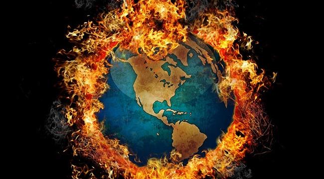 """OECDden """"küresel ısınma"""" uyarısı"""