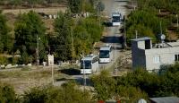 Sınır birliklerine askeri zırhlı araç ve tank takviyesi yapıldı