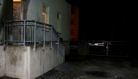 Almanyada Fatih Camisine saldırı