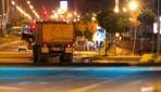 Ercişte patlayıcı yüklü kamyon bulundu