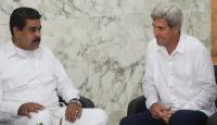 ABD ile Venezuela arasında üst düzey temas