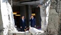 Antony Blinken, Gazi Meclisi ziyaret etti