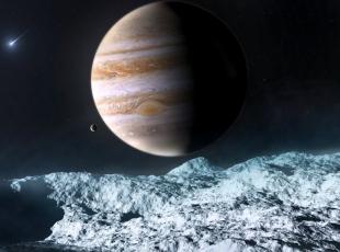 NASA açıkladı: Jüpiterin uydusunda su buharları