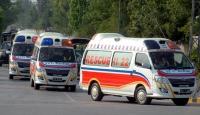Nepalde otobüs devrildi: 14 ölü