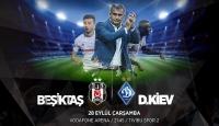 Beşiktaş, Avrupa kupalarında 186. maçına çıkıyor