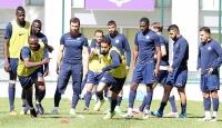 Osmanlıspor Zürih maçı hazırlıklarını tamamladı