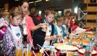 Ukraynalı kimsesiz çocuklar ülkelerine uğurlandı