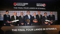 THY Avrupa Ligi 2017 Dörtlü Finali İstanbulda