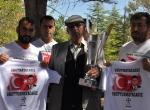 Ralli kupası Ömer Halisdemirin babasına verildi