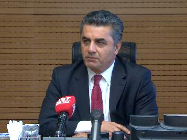 Avrupalı Türk Demokratlar Birliği heyetinden TRTye ziyaret