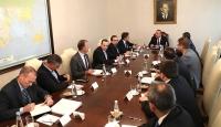 Bakan Çavuşoğlu, ABD Dışişleri Bakan Yardımcısı Blinkeni kabul etti