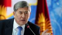 Kırgızistan Cumhurbaşkanı Atambayevin sağlık durumu hakkında açıklama