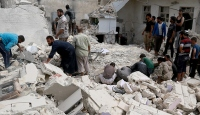 Halepte son bir haftada bin kişi hayatını kaybetti