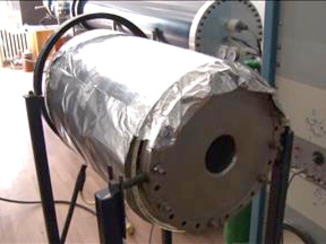 Barut yerine elektromanyetik fırlatma sistemi