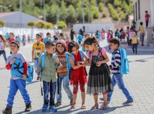 Türkiyede eğitim gören Suriyeli sayısı artıyor