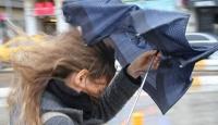 Meteorolojiden 5 ile kuvvetli rüzgar uyarısı