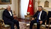 Başbakan Yıldırım, İran Dışişleri Bakanı Zarif ile görüştü