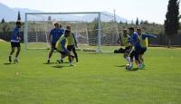 Akhisar Belediyesporda Gençlerbirliği maçı hazırlıkları
