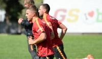 Galatasarayda Antalyaspor maçı hazırlıkları
