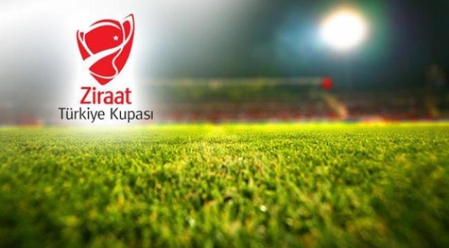 Ziraat Türkiye Kupası 3.tur eşleşmeleri belli oldu