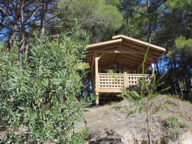 Karatepe-Aslantaş Milli Parkına seyir terasları