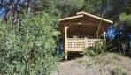Karatepe-Aslantaş Milli Parkı'na seyir terasları
