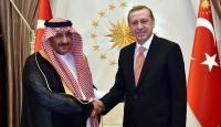 Erdoğan Suudi Arabistan Veliaht Prensini kabul edecek