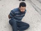İsrail Büyükelçiliği önündeki saldırgan tutuklandı