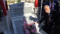 Nuri Killigil Paşanın mezarı onarıldı