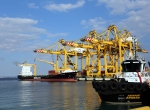 Asyaport Limanındaki dev vinçlere ruhsat verildi
